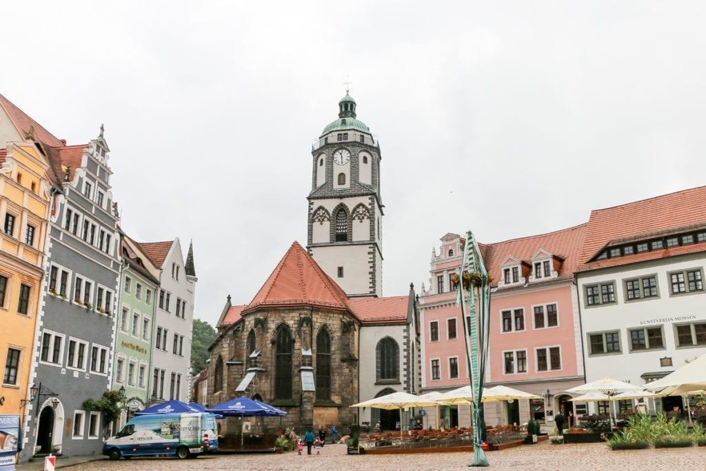 Frauenkirche am Marktplatz