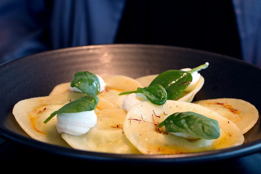 Ravioli Restaurant RAS Antwerpen