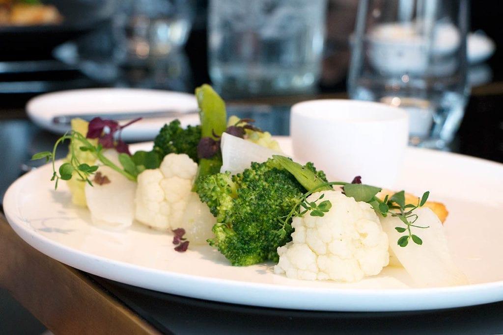 vegetarisch im RAS Antwerpen