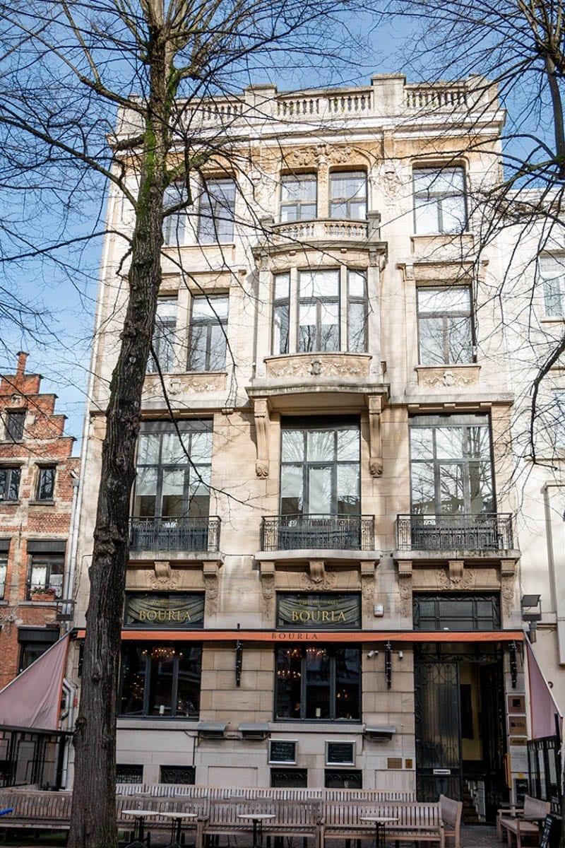 Restaurant BOURLA Antwerpen