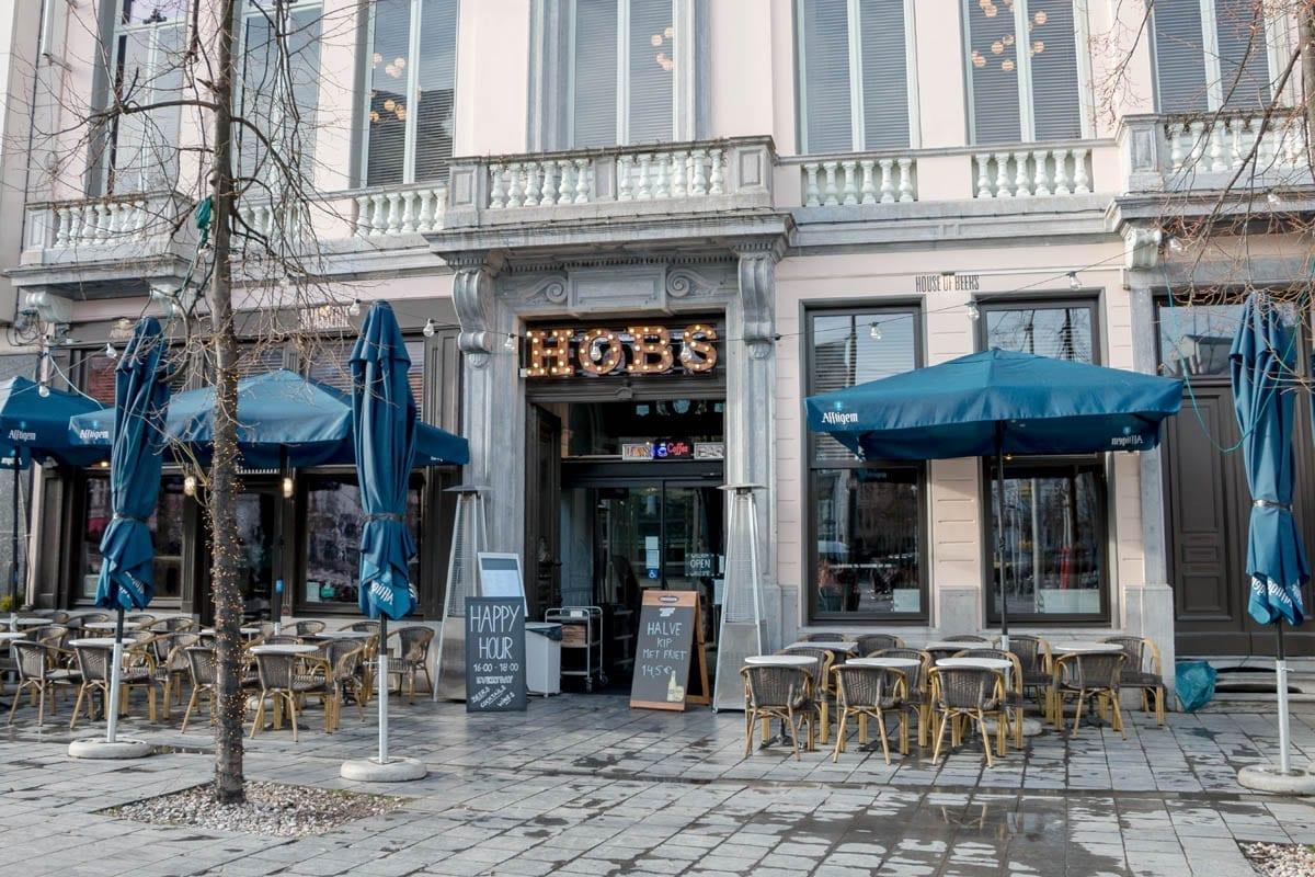 Brasserie HOBS House of Beers Antwerpen