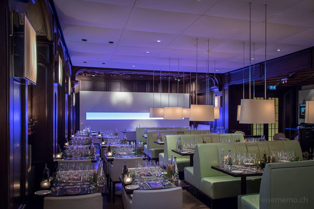 Rive Gauche Restaurant Gedeck