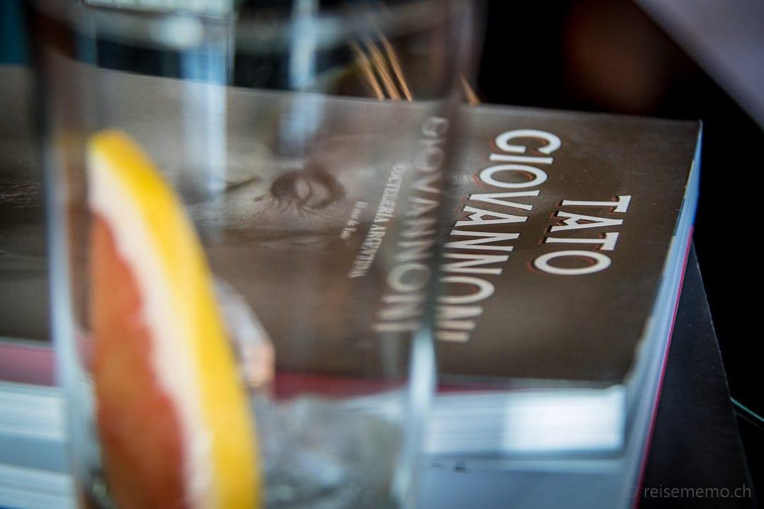 Buch über Tato Giovannoni