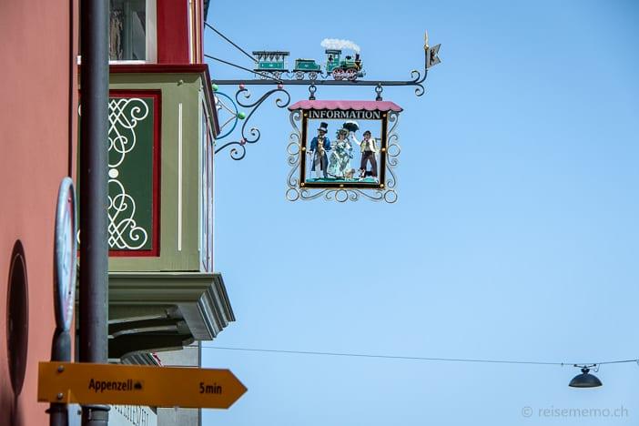 Tourismusbüro Appenzell