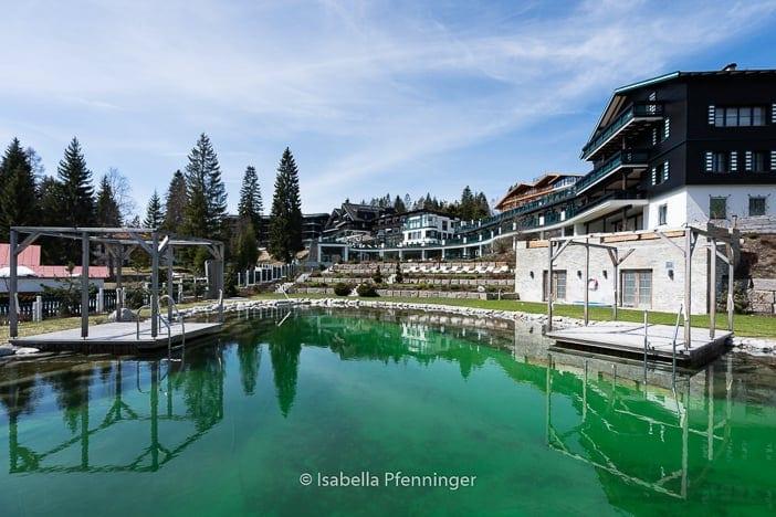 Badesee Astoria Resort Seefeld