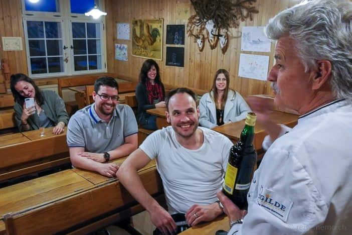 Erlebnisrestaurant Waldegg Teufen