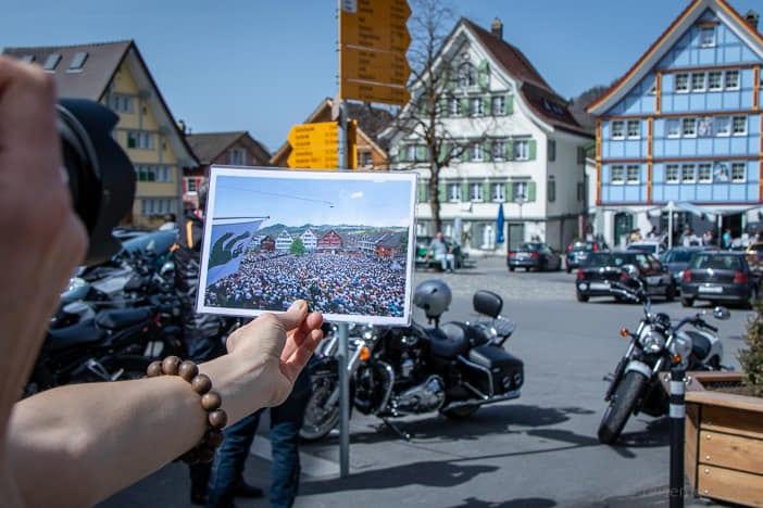 Landsgemeindeplatz Appenzell Innerrhoden