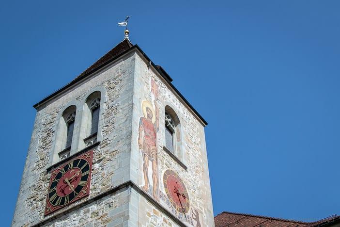 Pfarrkirche St. Mauritius Appenzell