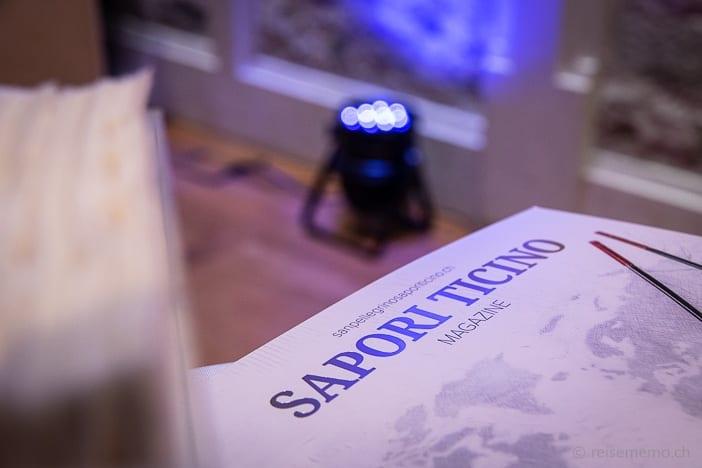 Sapori Ticino Magazin Ausgabe 2018
