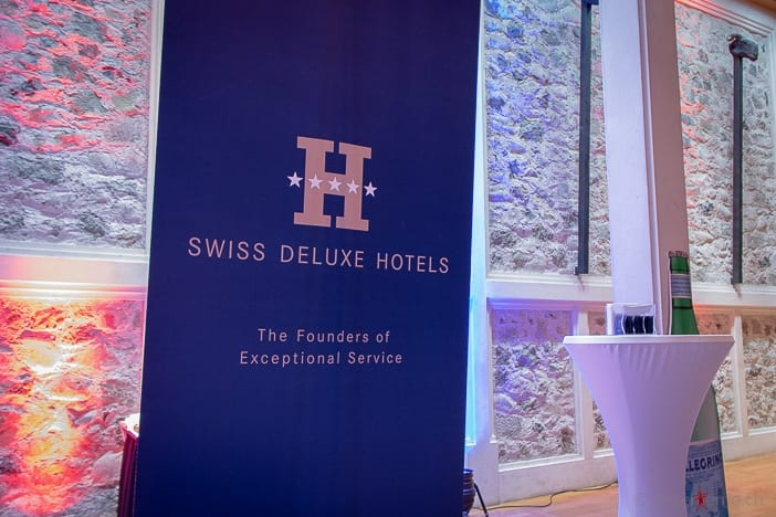 Logo der Swiss Deluxe Hotels