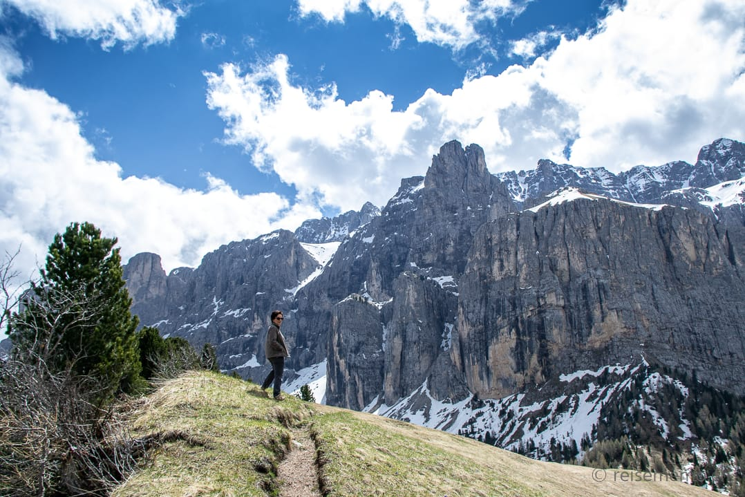 Sellagruppe Grödnertal Dolomiten