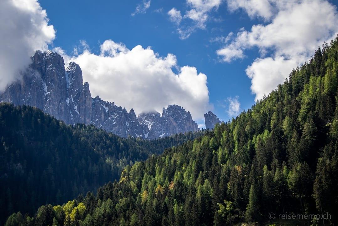 Langkofel Grödnertal Dolomiten