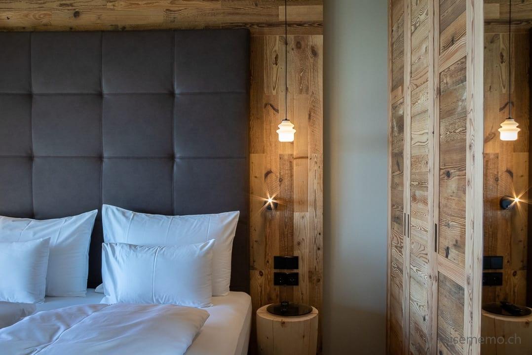 Schlafzimmer der My Arbor Hangout Suite