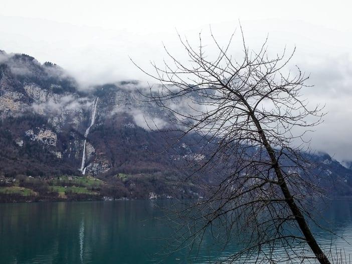 Seerenbachfälle am Walensee
