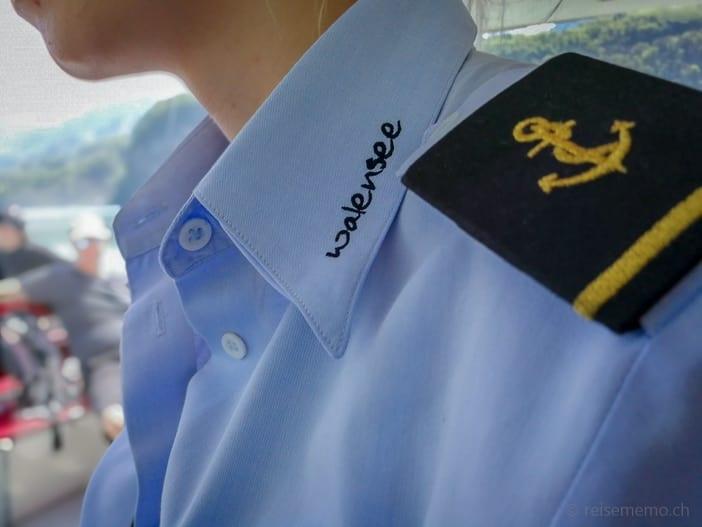 Personal der Walensee Schifffahrt