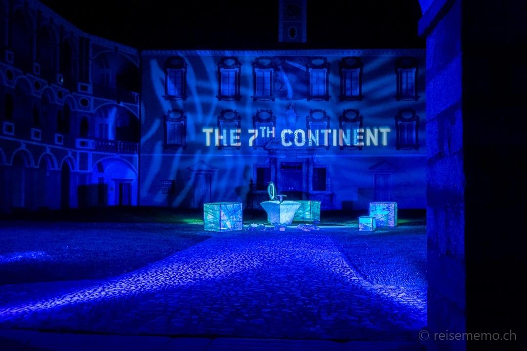 The 7th Continent beim Brunnen in der Hofburg Franz Kehrer in Brixen