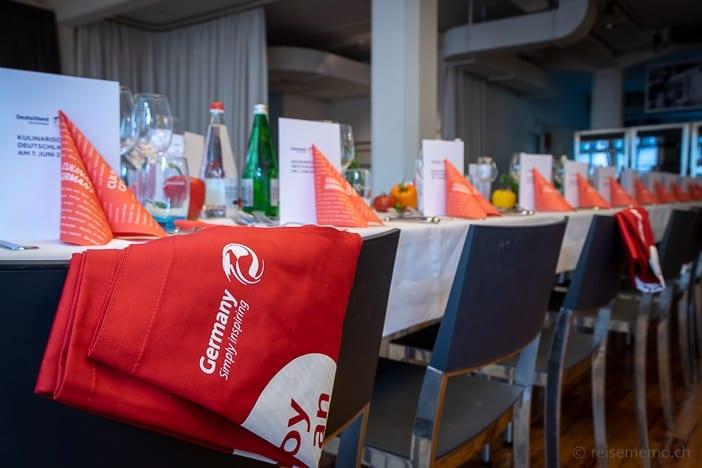 Kulinarik-Dinner durch Deutschland im Marmite Food Lab in Zürich