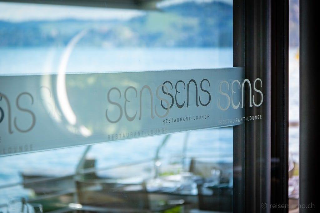 Logo Restaurant Sens im Vitznauerhof