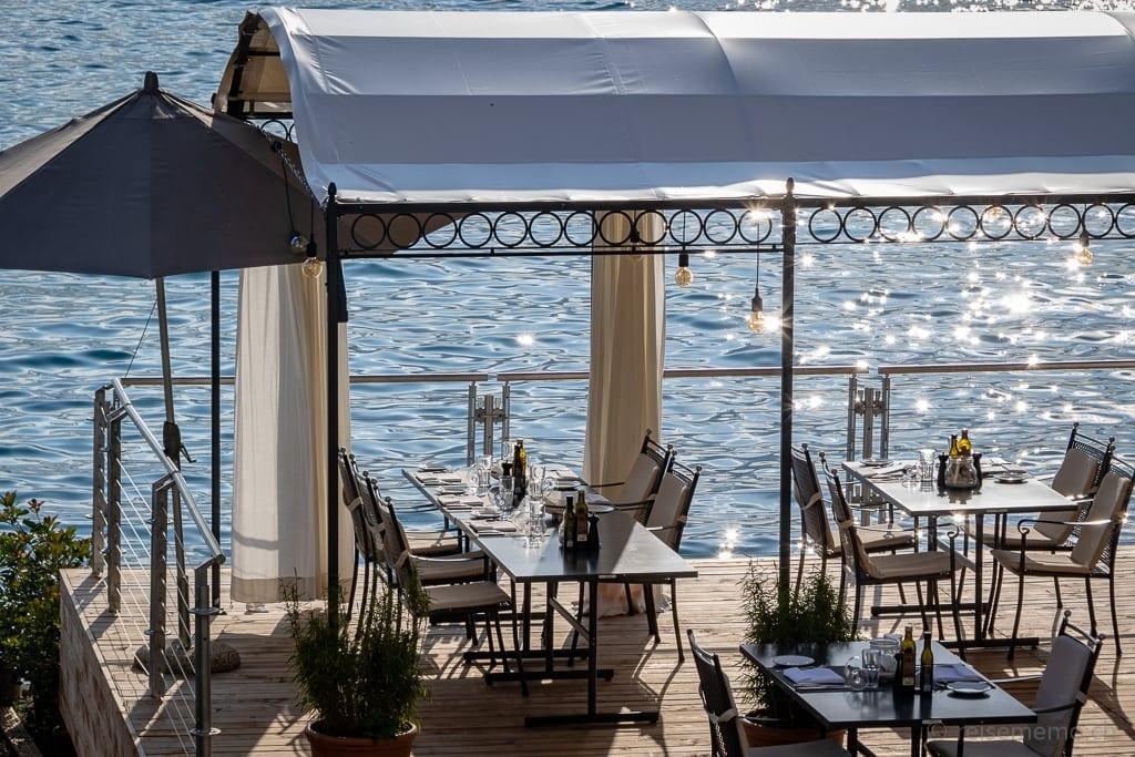 """Restaurant """"Panorama Terrasse"""" des Vitznauerhofs"""