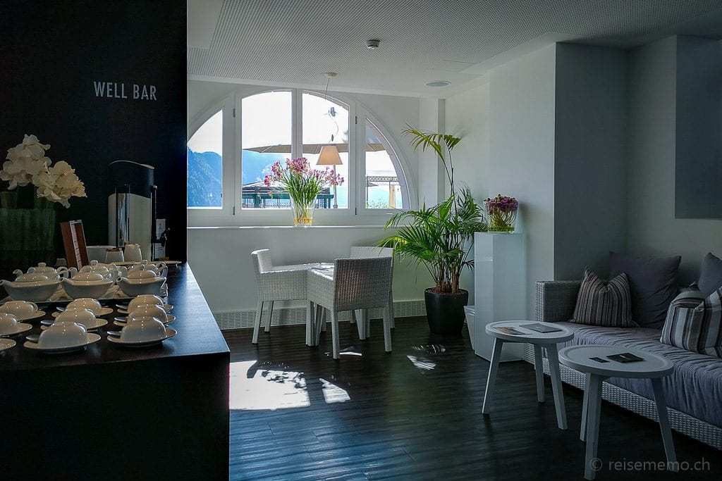 Spa Lounge im Vitznauerhof