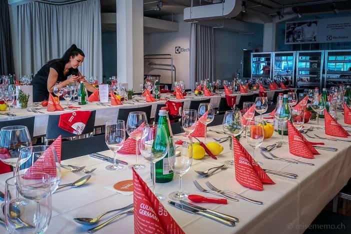 Kulinarik-Reise durch Deutschland im Marmite Food Lab in Zürich