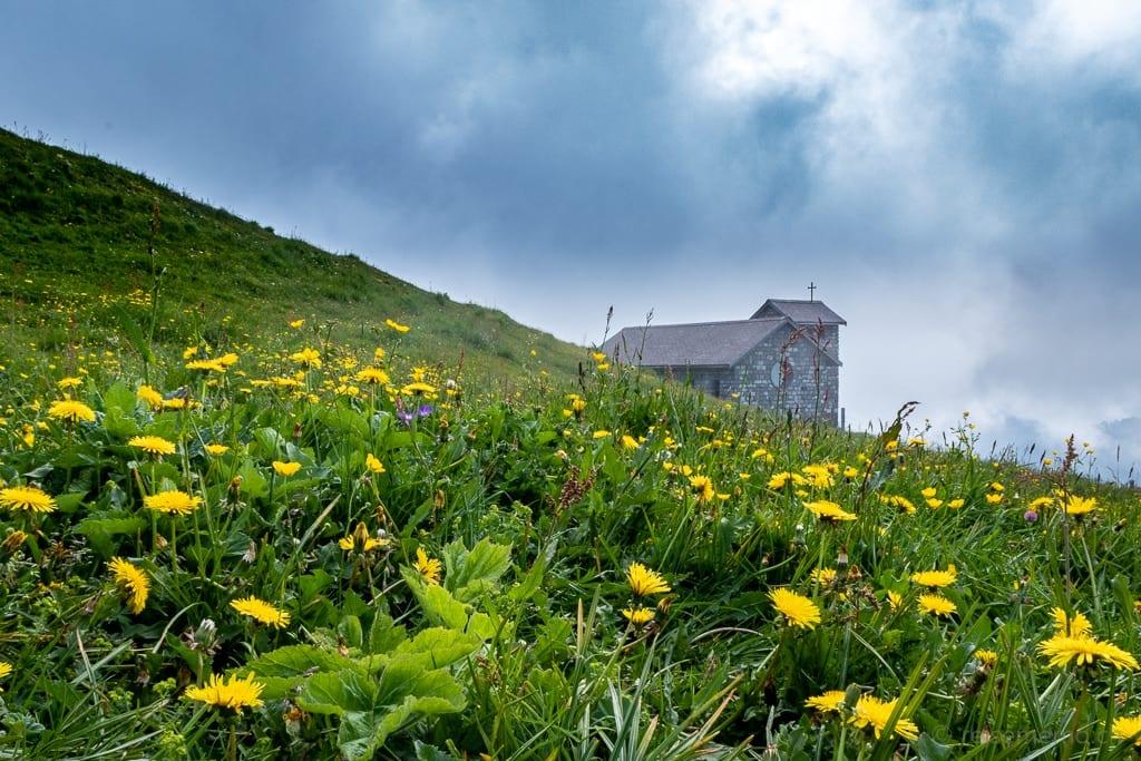 Bergkapelle Rigi Kulm