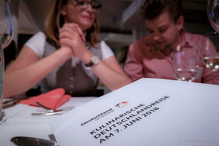 Kulinarische Deutschlandreise im Marmite Food Lab in Zürich mit Ines Filipovic