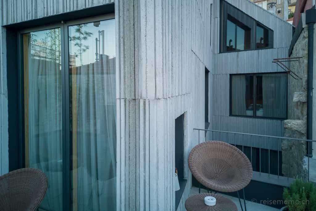 Dachterrasse Armazèm Luxury Housing