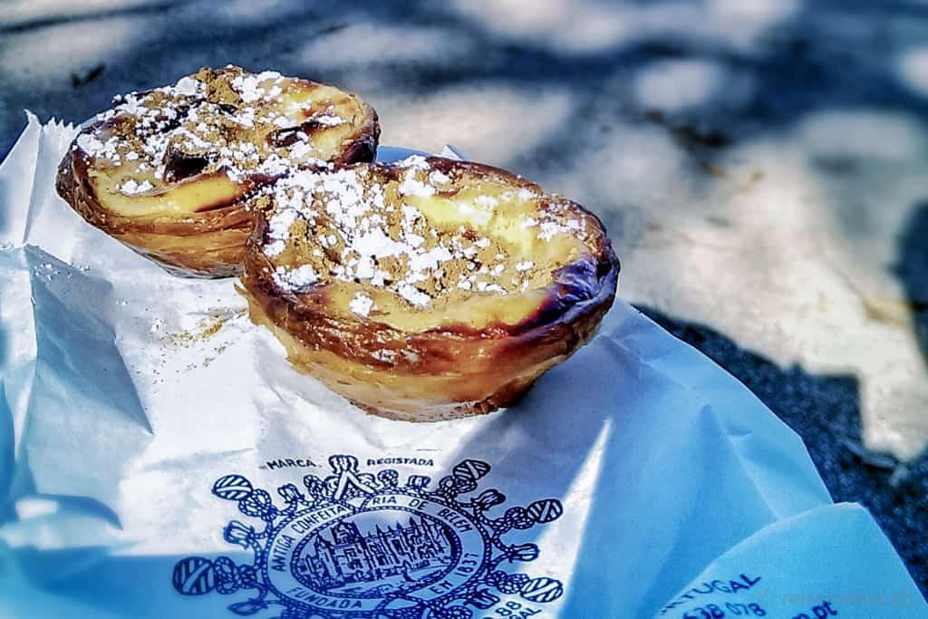Pasteis de Nata aus Lissabon: Pasteis do Belém