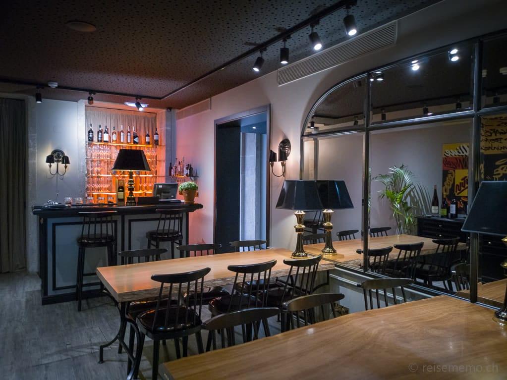 Bar und Restaurant Páteo das Flores
