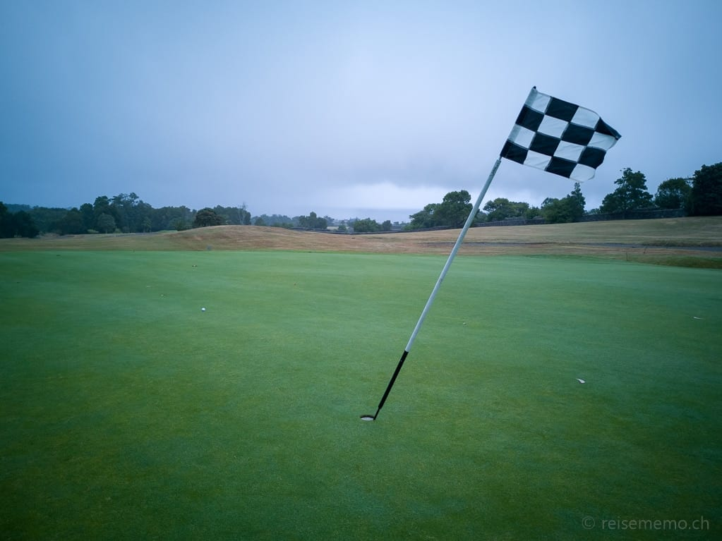 Golfplatz Batalha auf Sao Miguel