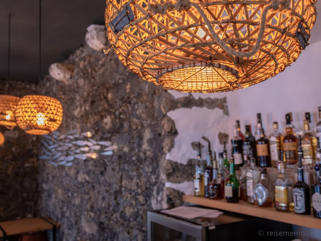 Bar im White Exclusive Suites & Villas