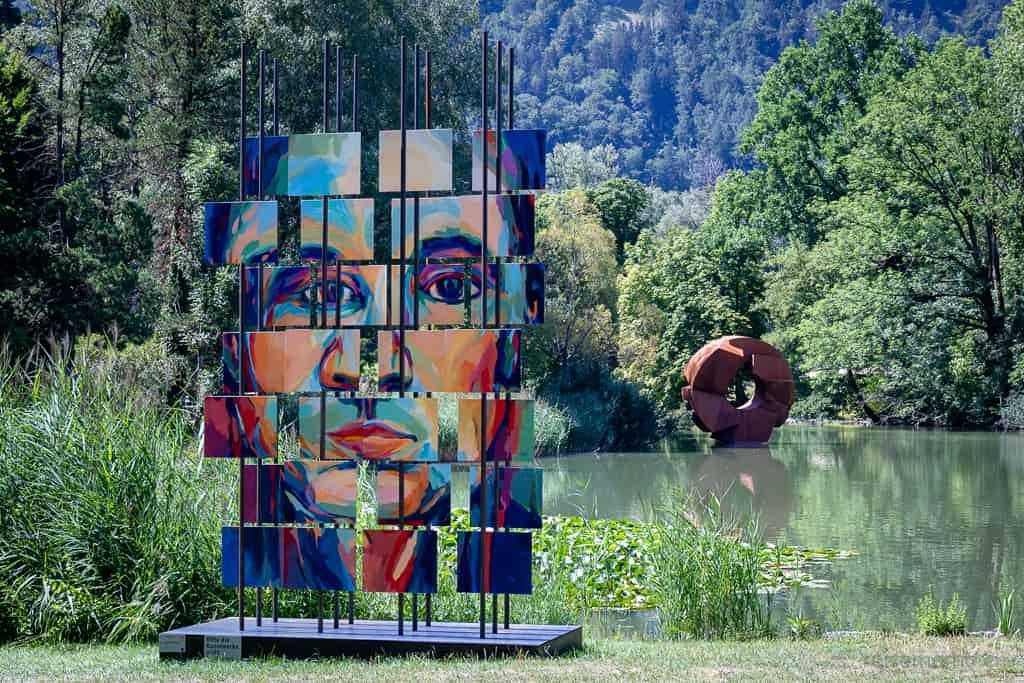 Skulptur Brainstorm von Carla Hohmeister