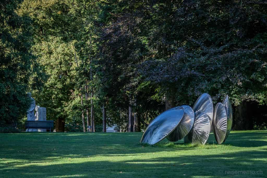 Skulptur Cultivator von Thomas Schönauer