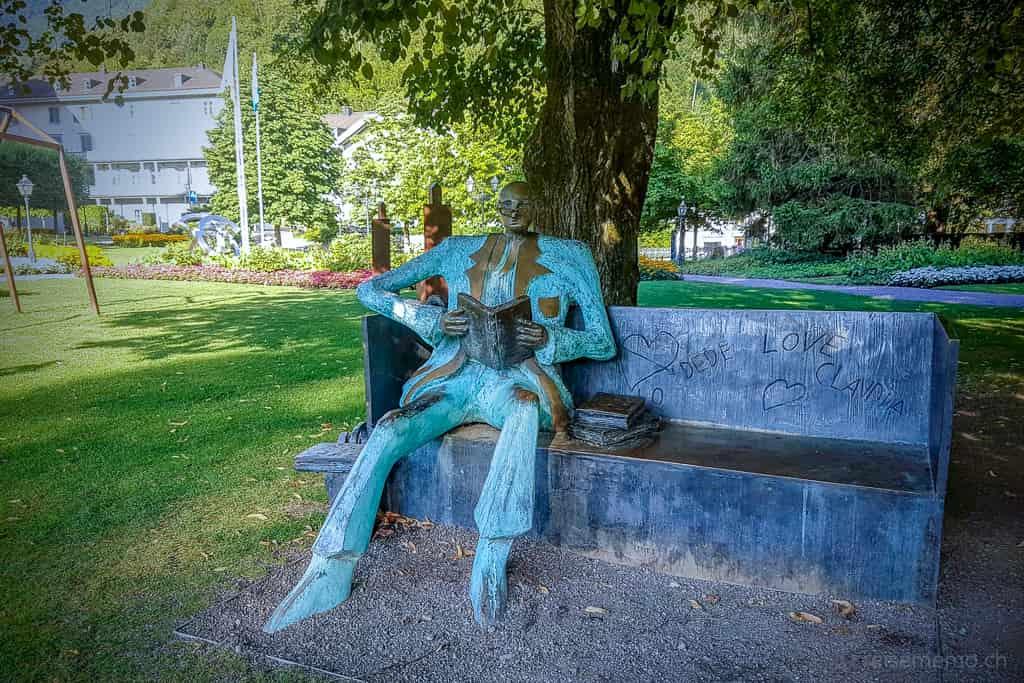 Skulptur von Kurt Laurent Metzler