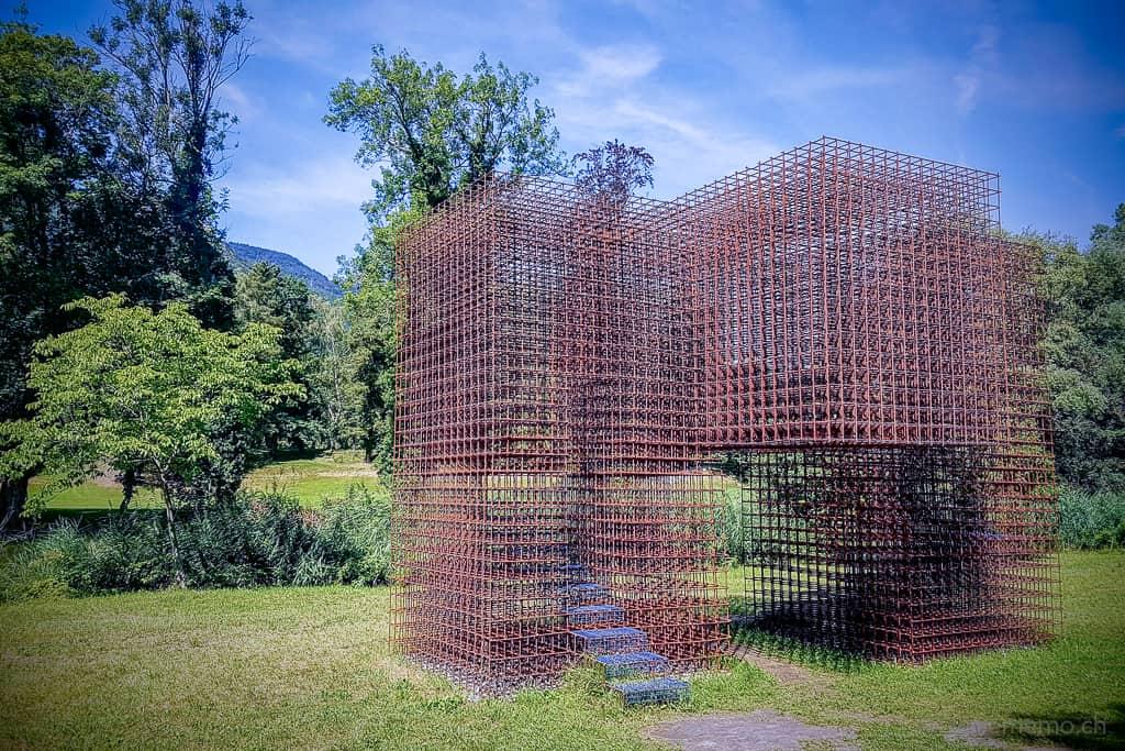 Skulptur von Werner Bitzigeio