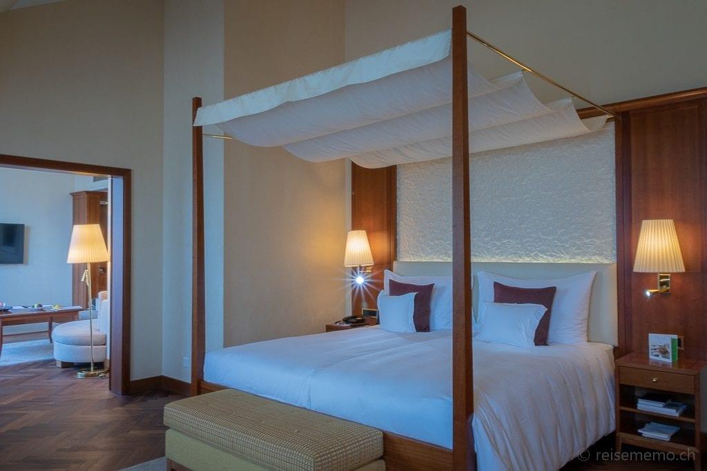 Suite im Grand Resort Hof Ragaz