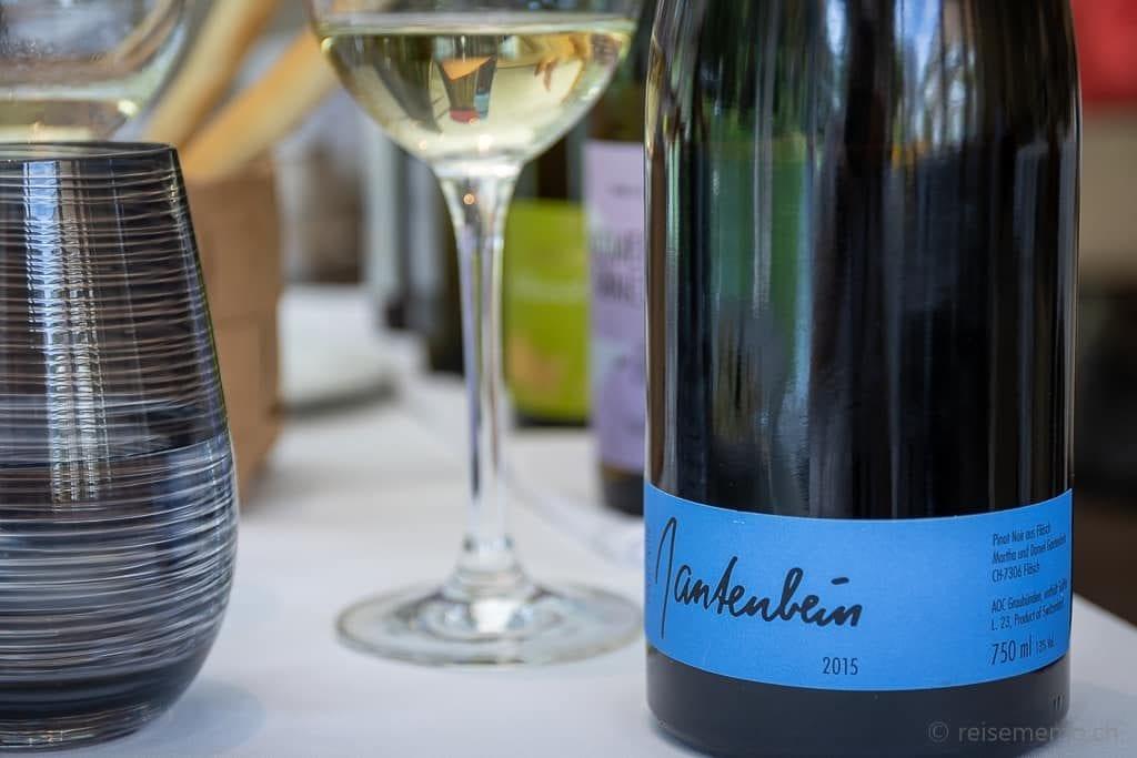 Wein von Gantenbein