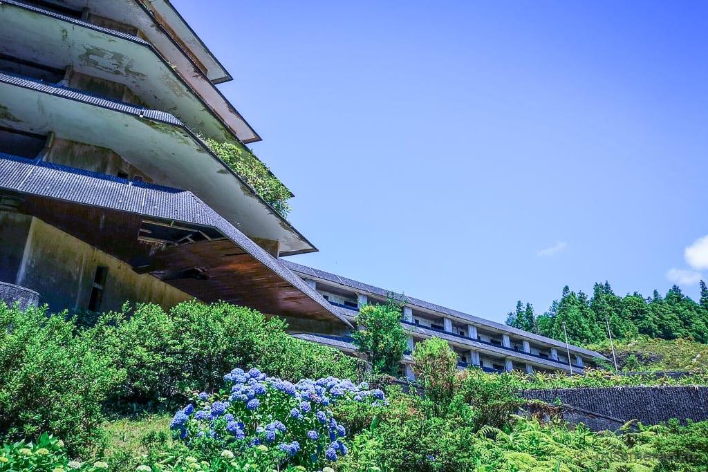 Hotel Monte Palace auf Sao Miguel in den Azoren