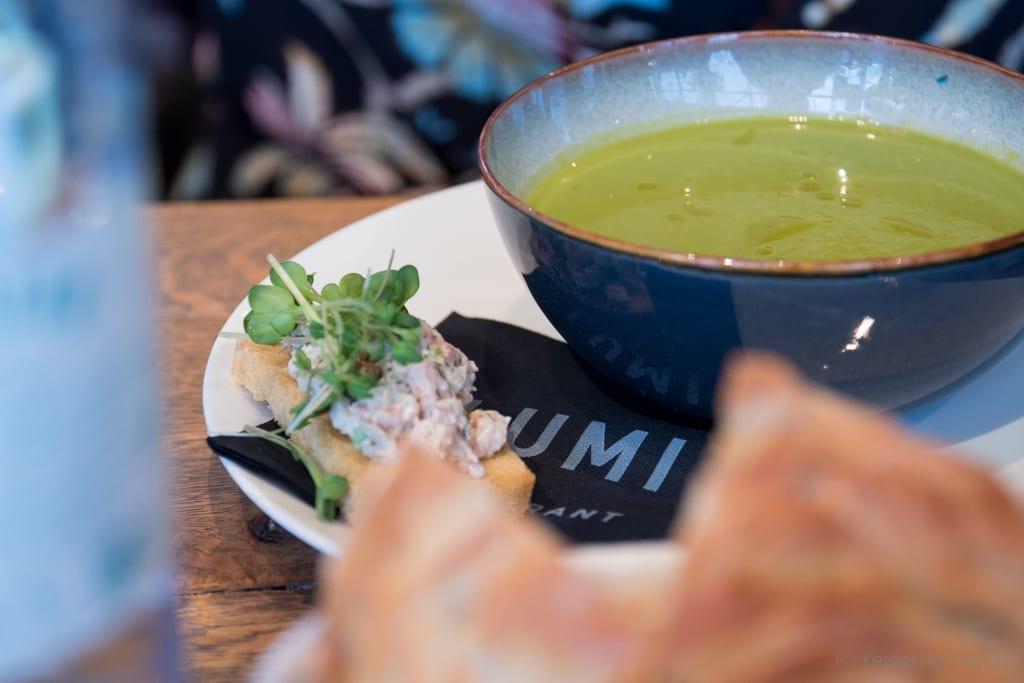 Lumi Restaurant der Seezeitlodge am Bostalsee