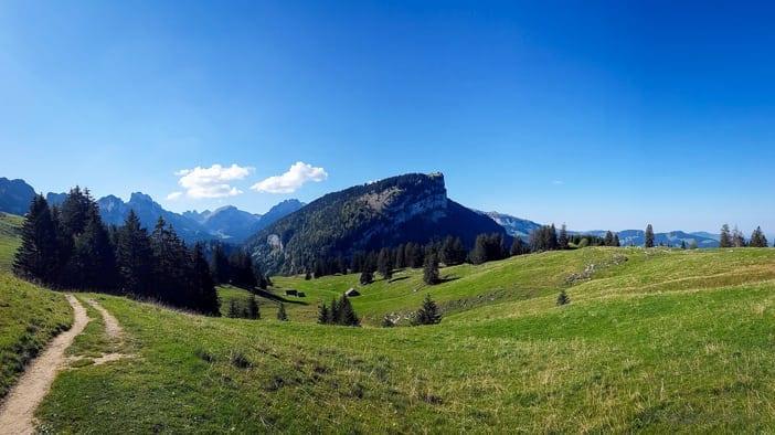 Alp Soll im Alpstein