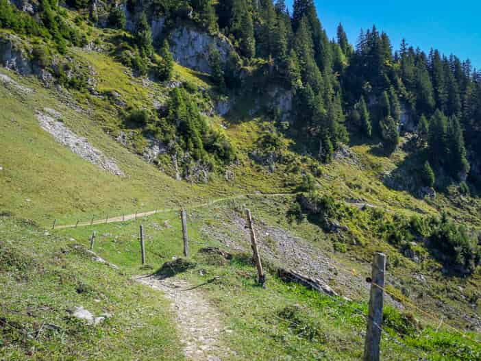 Amdener Höhenweg Gulmen