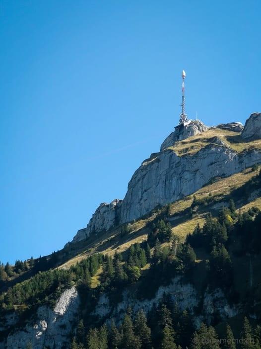 Hoher Kasten im Alpstein