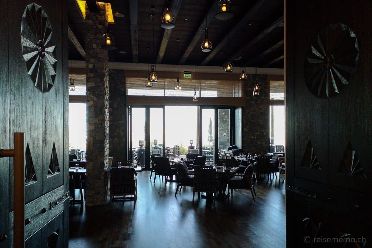 Restauranttüre Alila Jabal Akhdar