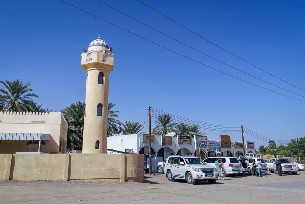 Gelbe Moschee in Al Wasil