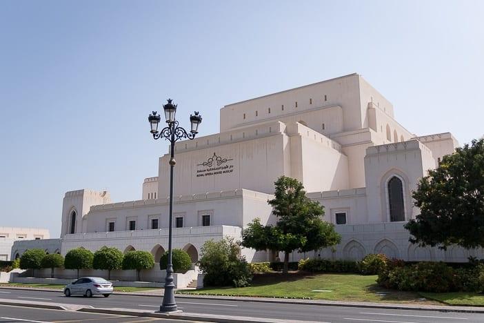 Königliches Opernhaus von Muscat