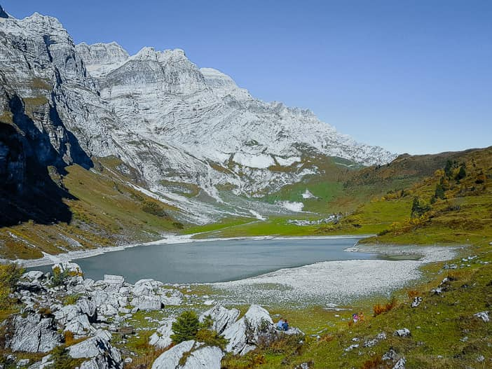 Wanderung zum Oberblegisee