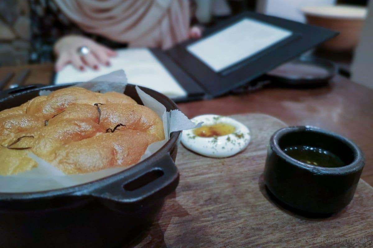 Omani Style Brot Alila Jabal Akhdar