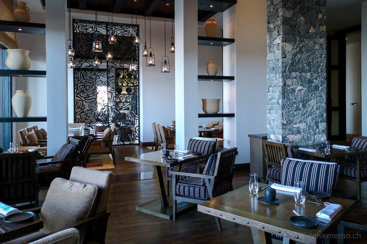 Hotelrestaurant Alila Jabal Akhdar