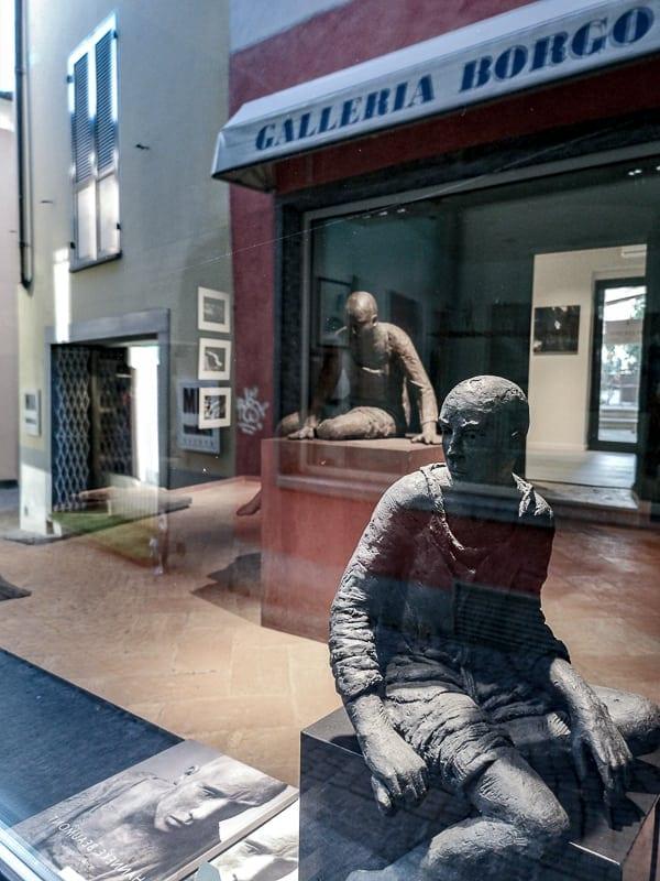 Bronzeskulptur von Hanneke Beaumont